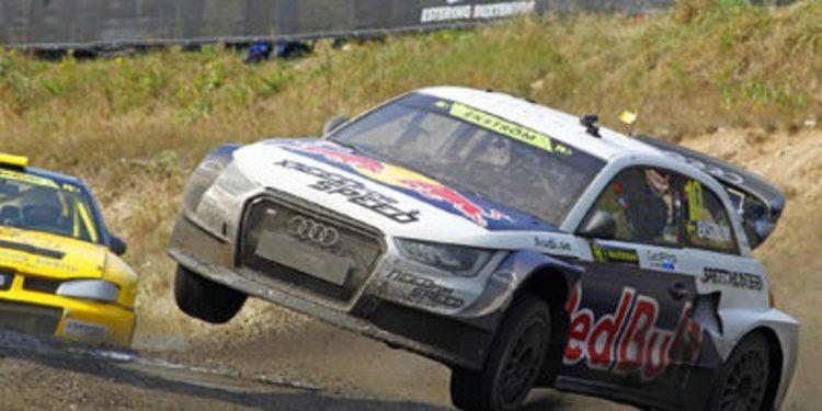El Mundial de Rallycross se une al DTM en Hockenheim