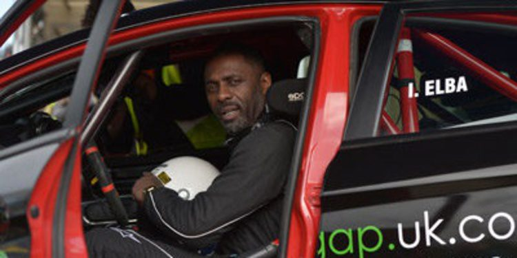 Idris Elba estará en el Circuit of Ireland del ERC