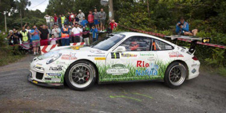 El Rally de Ferrol elegido mejor prueba del CERA 2014