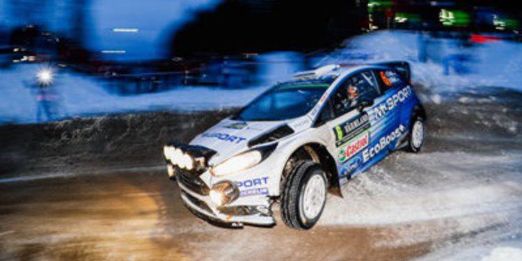 La nueva camada de pilotos brilla en el WRC