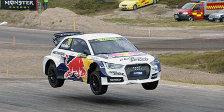 Mattias Ekström encantado con la fusión DTM - WorldRX