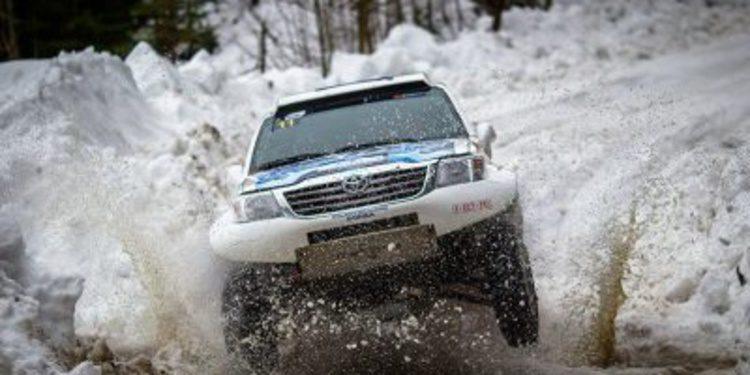 Jouni Matti Ampuja gana la Baja Rusia 2015