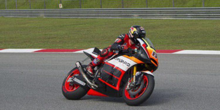Todo listo para el segundo test de MotoGP en Sepang