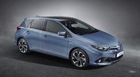 Toyota presentará los nuevos Auris en Ginebra