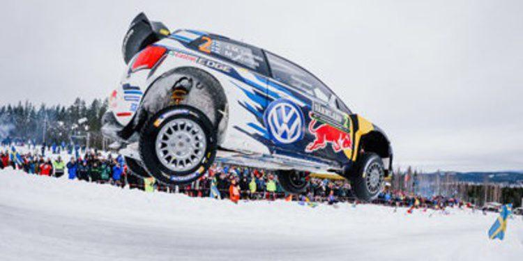 Latvala optimista con el nuevo set up del Polo R WRC