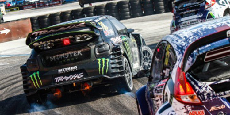 Rebellion Timepieces nuevo socio del World RX