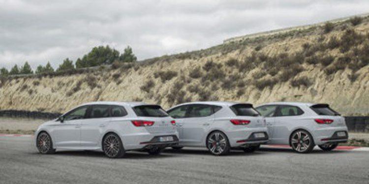 Seat León Cupra, premio 'Best Car 2015' al mejor deportivo