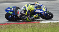 Accidentada jornada con los neumáticos Michelin en Sepang