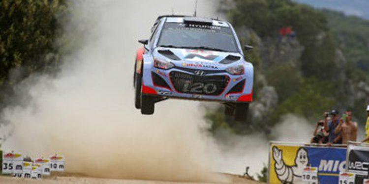 Cerdeña se postula como el rally más duro del WRC