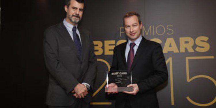 Citroën C4 Picasso premio al 'Mejor Monovolumen 2015'