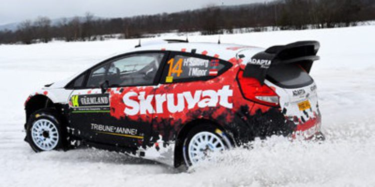 Henning Solberg podría no competir en el Rally de México