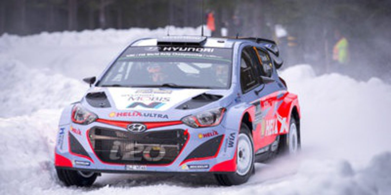 Thierry Neuville quiere un esfuerzo extra de Hyundai