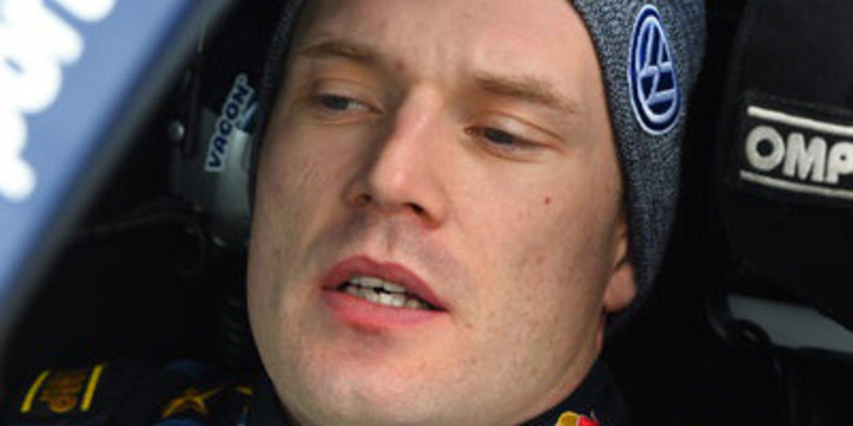Jari-Matti Latvala se mentaliza para el Rally de México