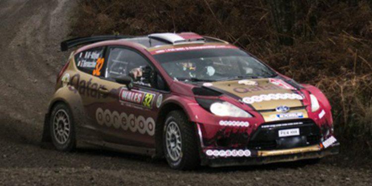 Nasser Al-Attiyah confirma su programa en WRC2