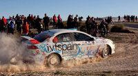 Trofeos y copas en el IV Rally Tierras Altas de Lorca