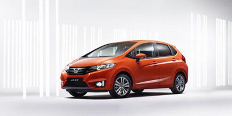Honda lanza el nuevo Jazz par el mecado europeo
