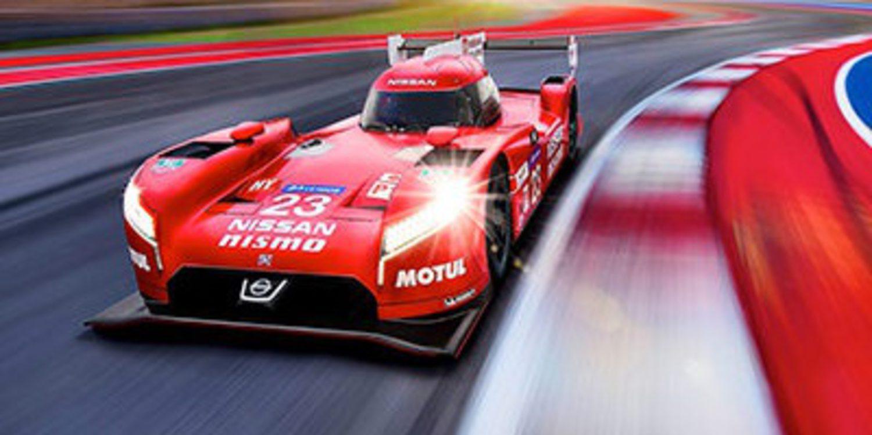 Max Chilton se une a Nissan para el WEC