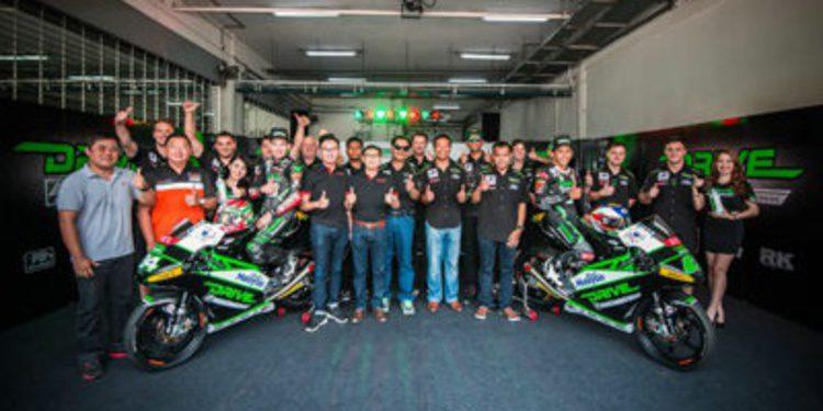 Nace el equipo Drive M7 SIC Racing Team de Moto3