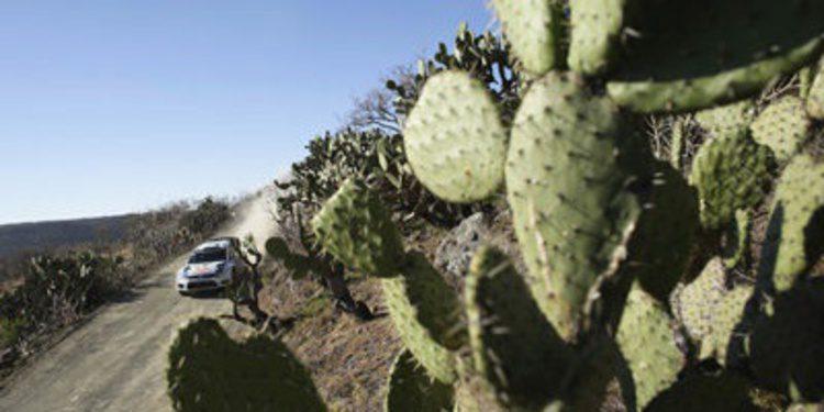 Volkswagen ejerce de favorito en el Rally de México