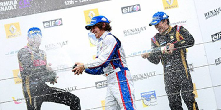 Roberto Merhi ficha por Pons Racing en World Series