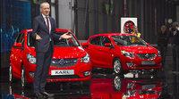 Opel presenta los modelos Karl y Corsa OPC en Ginebra