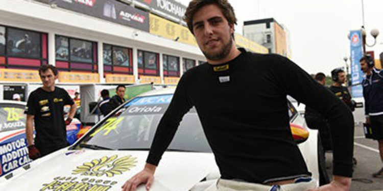 Pepe Oriola se une a Craft Bamboo para correr el TCR
