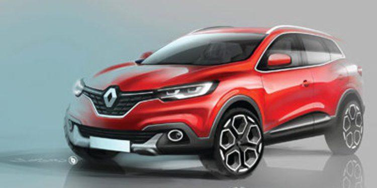 La gran novedad de Renault en Ginebra es el Kadjar