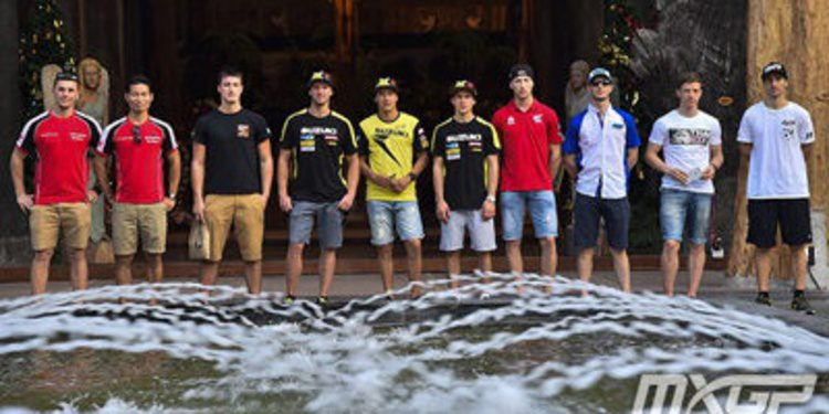 Tailandia acoge la segunda cita del Mundial de MXGP