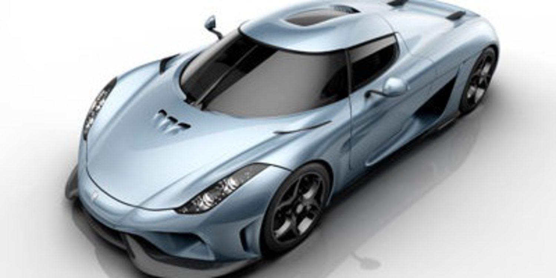 Koenigsegg Regera: El superdeportivo de 1.500 CV