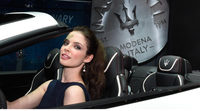 Maserati en el Salón del Automóvil de Ginebra
