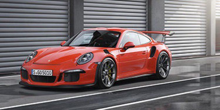 Porsche 911 GT3 RS, el superdeportivo se presenta en Ginebra
