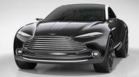 El controvertido Aston Martin DBX Concept