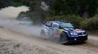 Jari-Matti Latvala pone picante al Rally de México