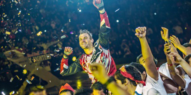 Clinton Moore abre el Red Bull X-Fighters con victoria
