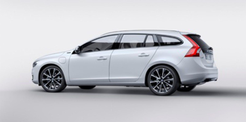 Volvo lleva a Ginebra su nuevo V60 D5 Twin Engine