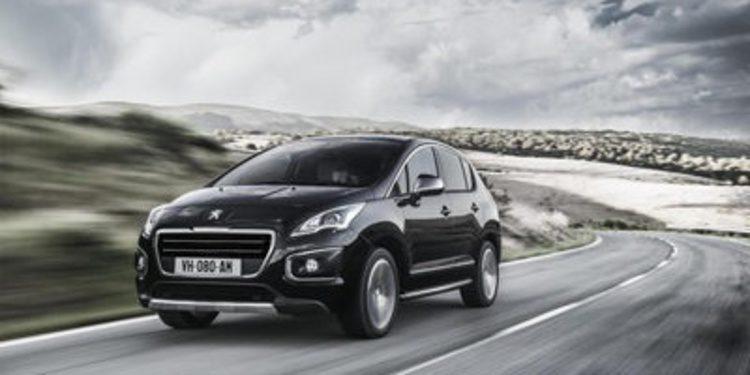 El Peugeot 3008 incorpora el motor gasolina 1.2L PureTech 130 S&S