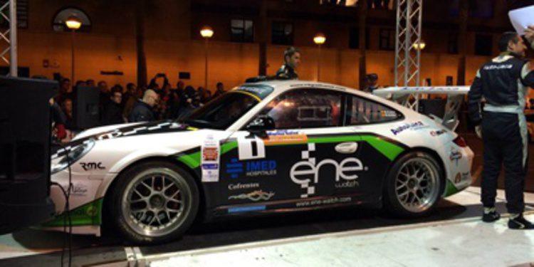 Miguel Fuster casi decantado por el Porsche 997 GT3 2010
