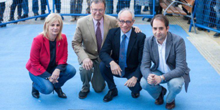 Homenaje a la FIM y la RFEM del Circuito de Jerez