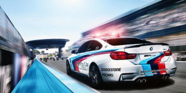 Los Safety Car de MotoGP calzados por Bridgestone