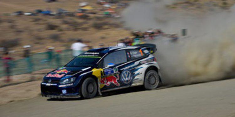 Sebastien Ogier gana el Rally de México sin oposición alguna