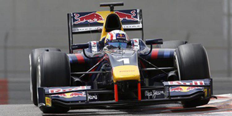 Pierre Gasly es líder de la primera jornada de test en GP2