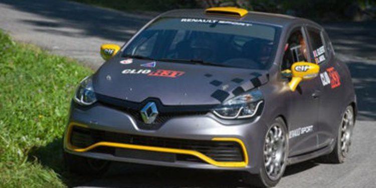 ¿Un Renault Clio R3T para el Grupo Leomotor?