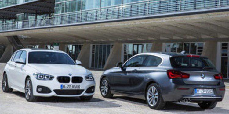 Precios de los nuevos BMW Serie 1 y Serie 6 en España