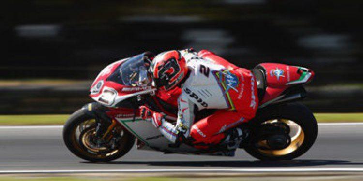 La ambición de MV Agusta en el Mundial de Superbikes