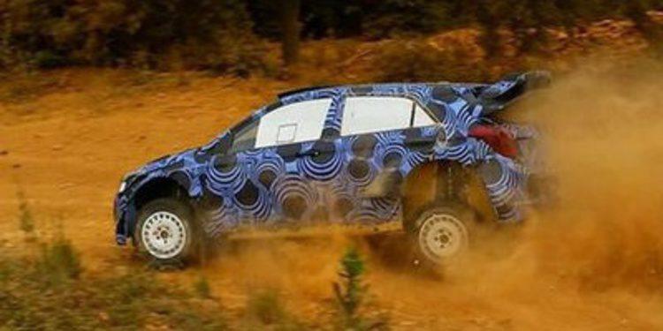 ¿Veremos el Hyundai i20 WRC coupé en Alemania?