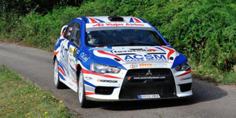 Alex Pais vuelve a Galicia con ACSM Rallye Team