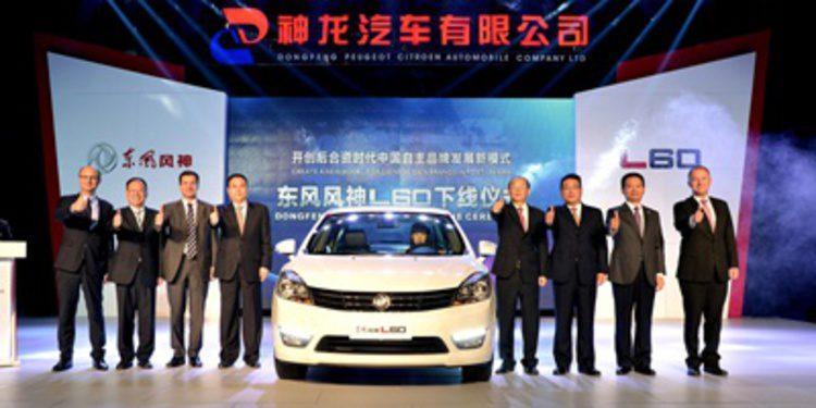 Dongfeng Group se estrena con el Fengshen L60