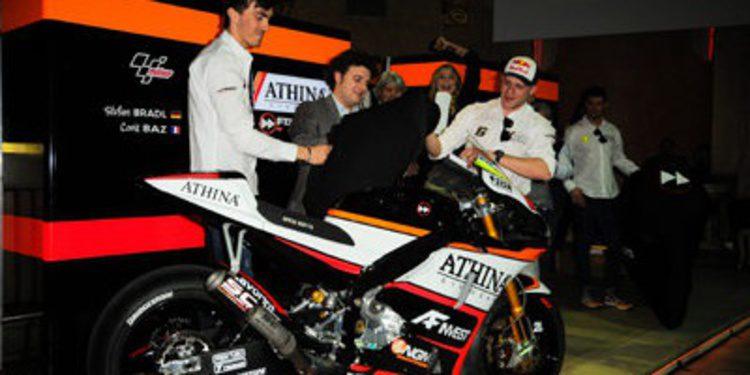 El equipo Forward Racing estrena patrocinador principal