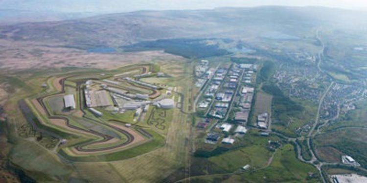 Otro paso más para el Circuito de Gales de MotoGP