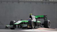 Richie Stanaway líder en la última jornada de test GP2